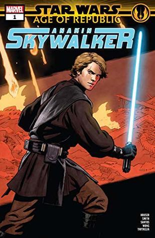 Star Wars: Age of Republic - Anakin Skywalker