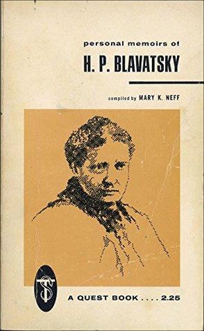 Personal Memoirs of H. P. Blavatsky