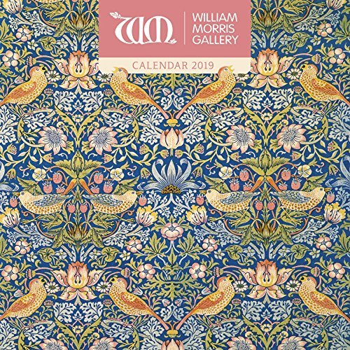 William Morris Gallery Wall Calendar 2019