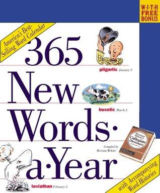 365 New Words-A-Year 2003 Calendar