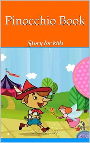 Pinocchio Book: Story for kids