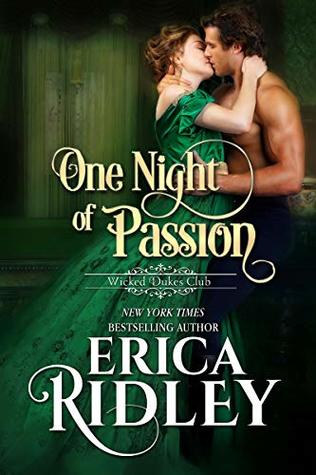 One Night of Passion (Wicked Dukes Club #3)