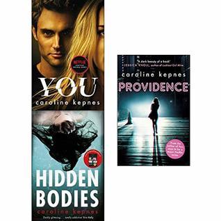 Caroline kepnes collection 3 books set