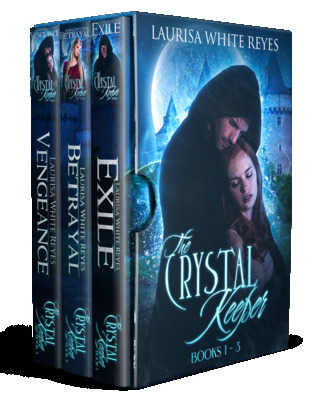 The Crystal Keeper (#1-3)