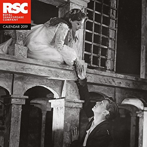 Royal Shakespeare Company - Angus McBean Wall Calendar 2019