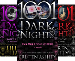 1001 Dark Nights: Rock Chick Reawakening / Sweet Surrender / The Only One