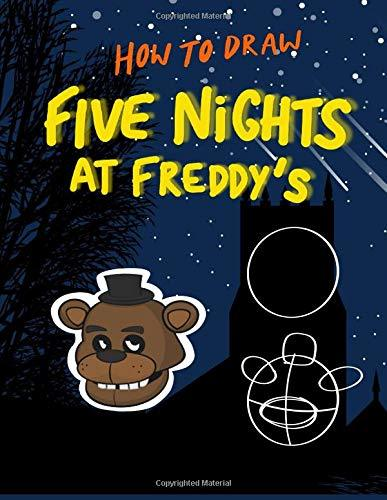 How To Draw Five Nights at Freddy's: Super Easy Step by Step FnaF Drawing Guide