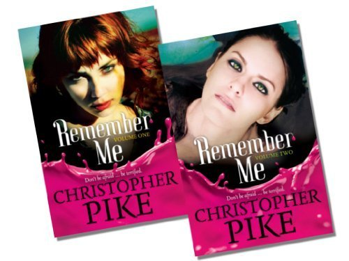 Remember Me Collection - 2 Books RRP £13.98 (Remember Me and The Return part I; Remember Me The Return Part II and The Last Story)