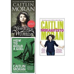 Caitlin Moran Collection 3 Books Set