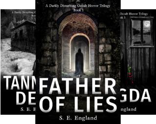 A Darkly Disturbing Occult Horror Trilogy (3 Book Series)