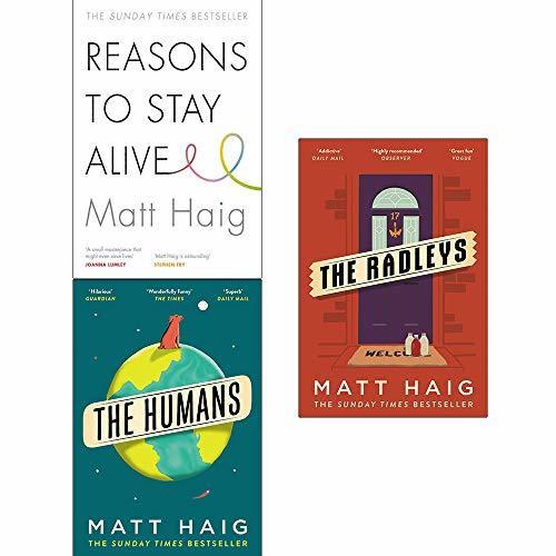 Matt haig collection 3 books set
