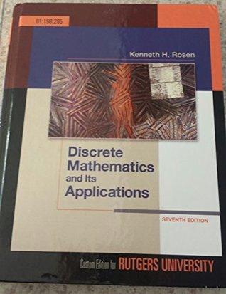 Discrete Mathematics and Its Applications 7th Edition