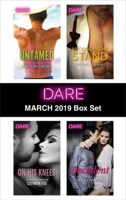Harlequin Dare March 2019 Box Set: An Anthology