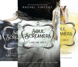 Soul Screamers (4 Book Series)