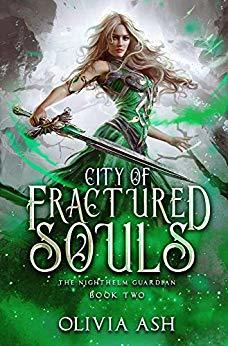 City of Fractured Souls (Nighthelm Academy #2)