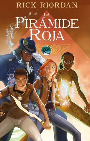 La Pirámide Roja: Novela Gráfica (Kane Chronicles, #1)