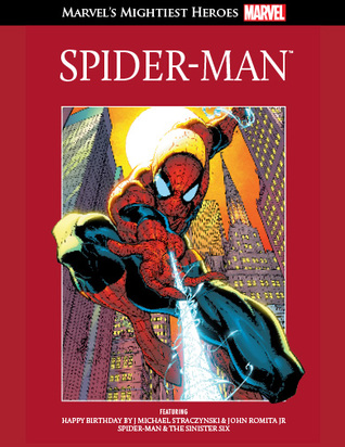 Spider-Man (Marvel's Mightiest Heroes Graphic Novel Collection #12)