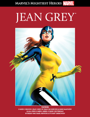 Jean Grey (Marvel's Mightiest Heroes Graphic Novel Collection #22 )