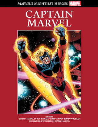 Captain Marvel (Marvels Mightiest Heroes Graphic Novel Collection #38)