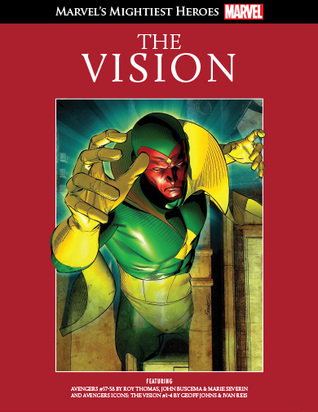 The Vision (Marvel's Mightiest Heroes Graphic Novel Collection #42)