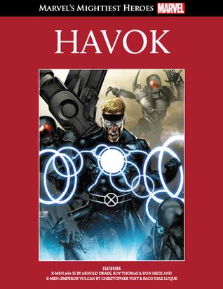 Havok (Marvel's Mightiest Heroes Graphic Novel Collection #44)