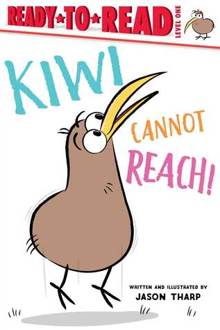 Kiwi Cannot Reach! by Jason Tharp