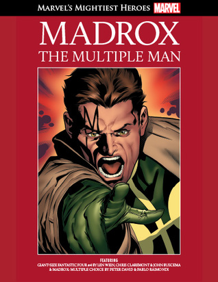 Madrox: The Multiple Man (Marvel's Mightiest Heroes Graphic Novel Collection #28)
