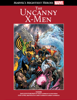 The Uncanny X-Men (Marvel's Mightiest Heroes Graphic Novel Collection #57)