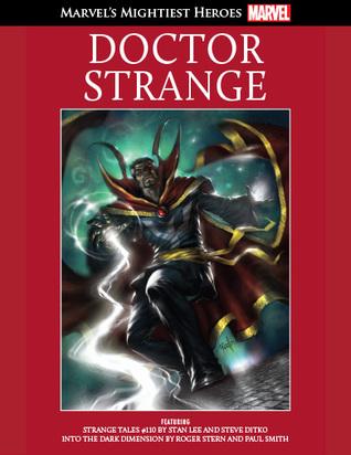 Doctor Strange (Marvel's Mightiest Heroes Graphic Novel Collection, #16)