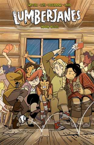 Lumberjanes, Vol. 13: Indoor Recess
