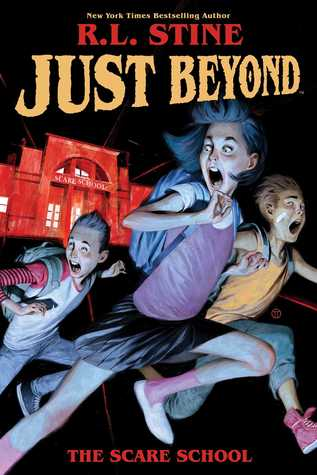 Just Beyond: The Scare School Original Graphic Novel