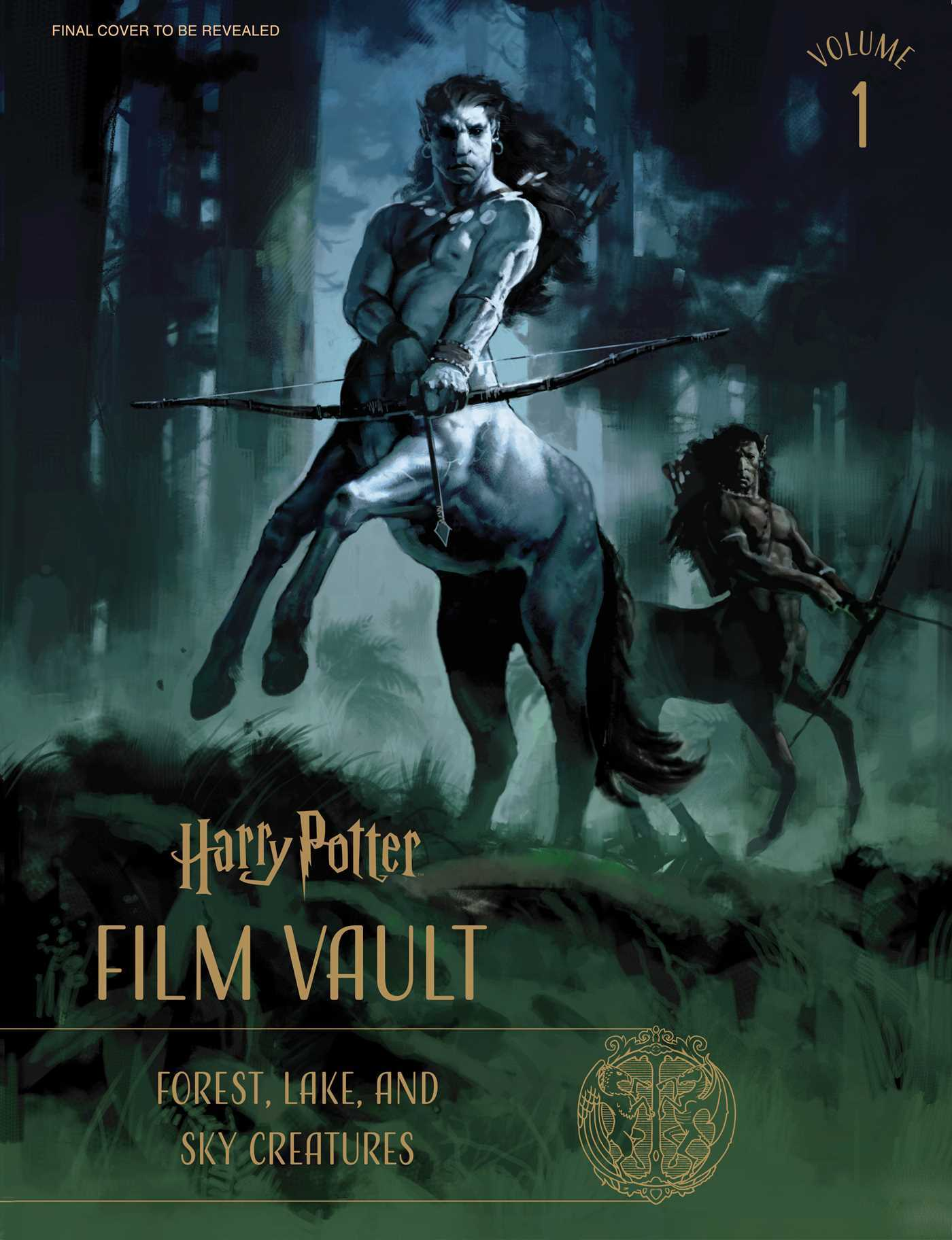 Harry Potter: The Film Vault: Forest, Lake, and Sky Creatures