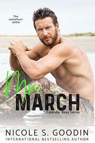 Mr. March (Calendar Boys #3)