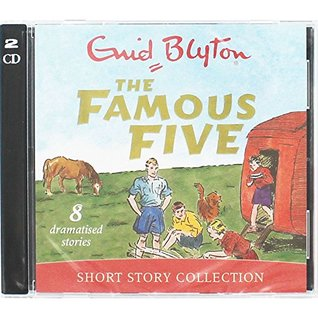 Hodder Children's Books The Famous Five Short Story Collection - Audio Book