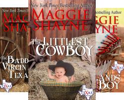 The Texas Brand (9 Book Series)