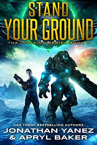 Stand Your Ground by Jonathan Yanez