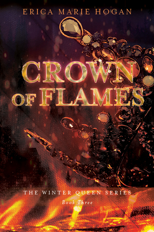 Crown of Flames (The Winter Queen, #3)
