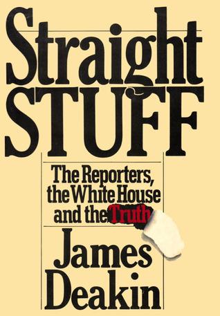 Straight Stuff by James Deakin