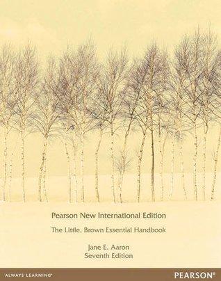 Little, Brown Essential Handbook