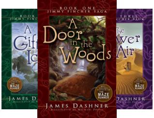 Jimmy Fincher Saga (4 Book Series)