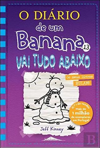 O Diário de um Banana N.º 13 Vai Tudo Abaixo