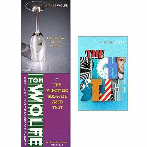 Tom Wolfe Collection 3 Books Set