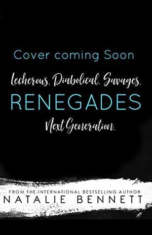 Renegades: Next Generation (Badlands #7)