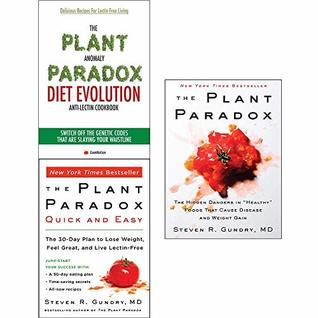 Plant Paradox [Hardcover], Anomaly Paradox Diet, Quick And Easy 3 Books Collection Set