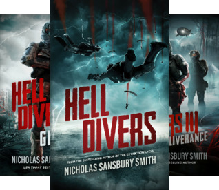 The Hell Divers Series (5 Book Series)