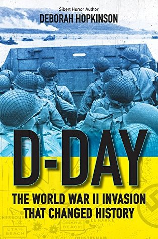D-Day by Deborah Hopkinson (author)