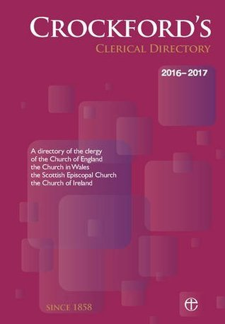 Crockford's Clerical Directory 2016/17