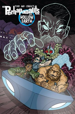 The Perhapanauts: Into The Hollow Earth