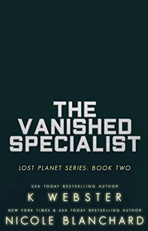 The Vanished Specialist (The Lost Planet #2)
