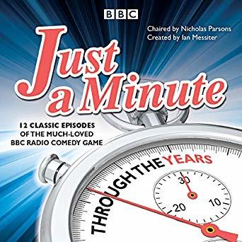Just a Minute: Through the Years: 12 classic episodes of the much-loved BBC Radio comedy game